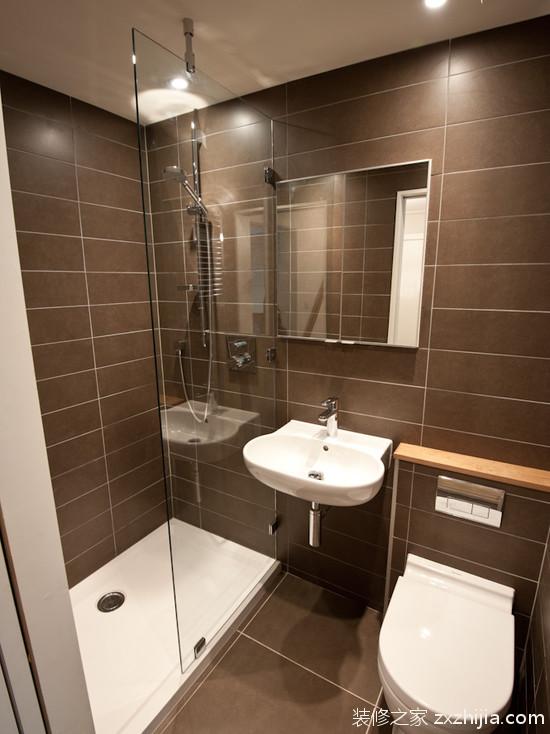小面积厕所怎么装修?小户型厕所装修效果图 装修之家网