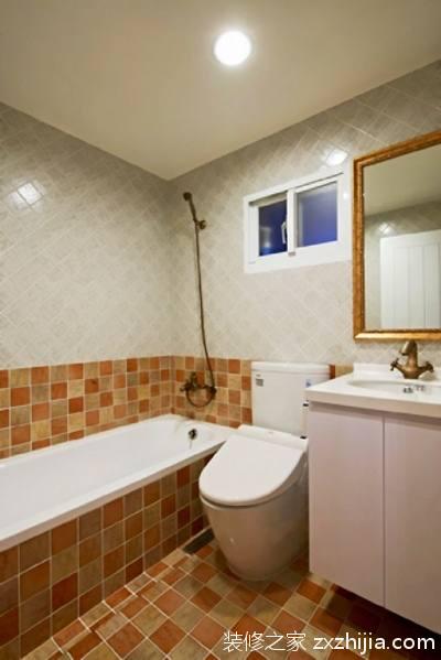 小面积厕所怎么装修 小户型厕所装修效果图