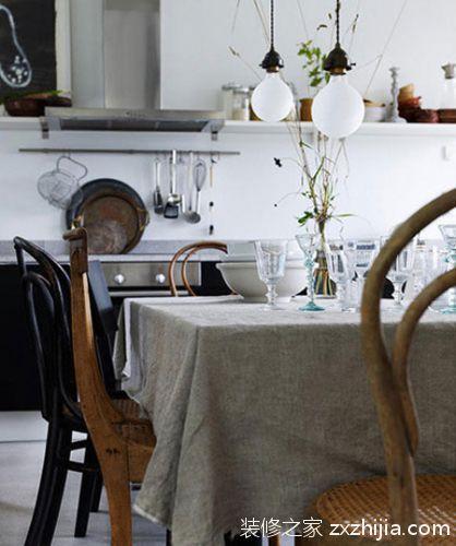 共享生活点滴家居餐厅设计案例