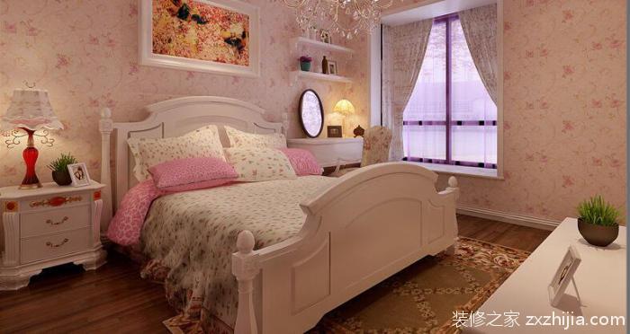 卧室装修布置你青睐哪一种?