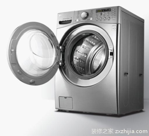 滚筒洗衣机安装 三步轻松搞定