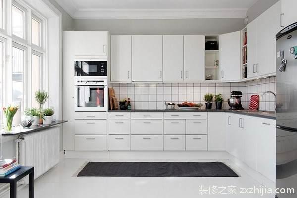 厨房装修有讲究