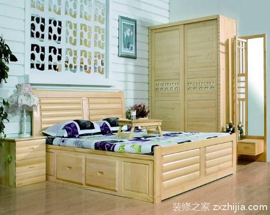 儿童松木家具