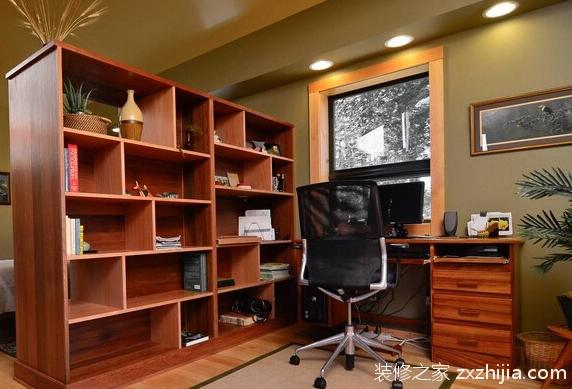 家用书柜效果图 家用书柜选购技巧