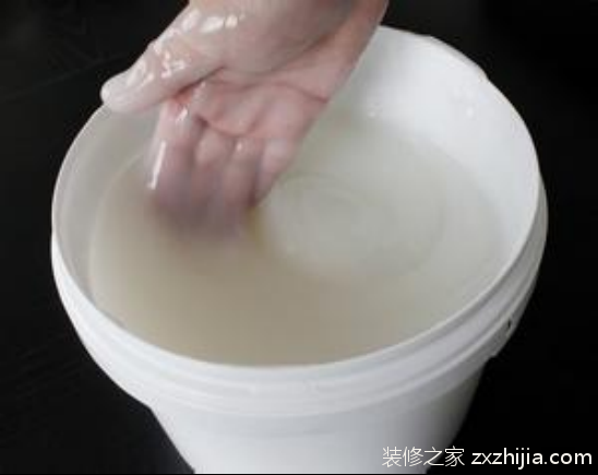 壁纸胶如何使用