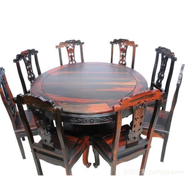 红木餐桌介绍