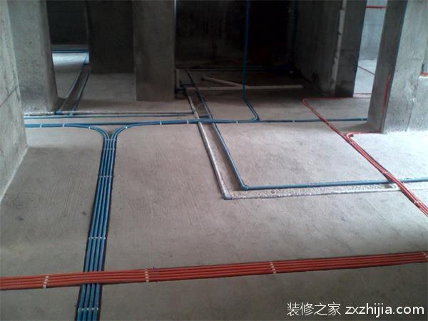 二手房装修的水电改造是最必不可少的一步,水电改造一定要严格的按照