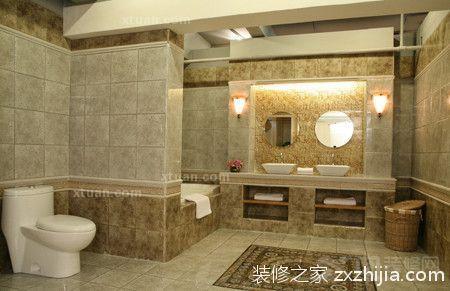 方浴室装修风格