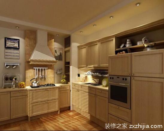 厨房样板间设计
