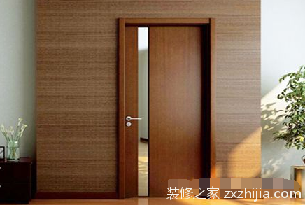 木门安装方式