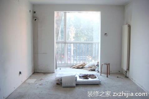 毛坯房装修步骤
