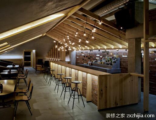 怎么做好酒吧吧台设计 让你的酒吧变得独特