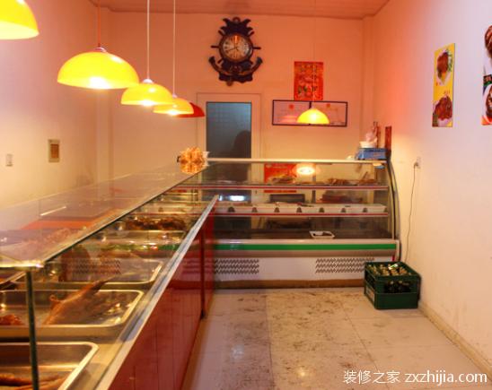 熟食店装修设计方案