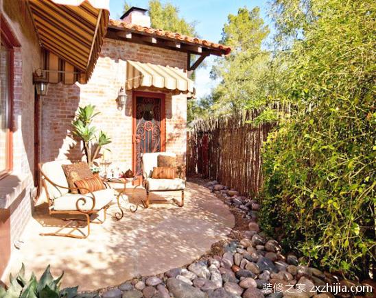 乡村庭院设计方案