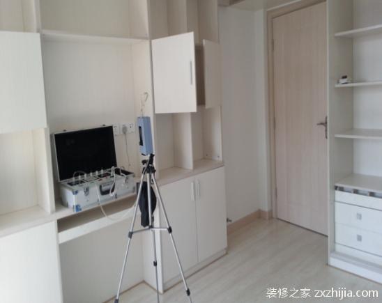 室内装修空气检测步骤