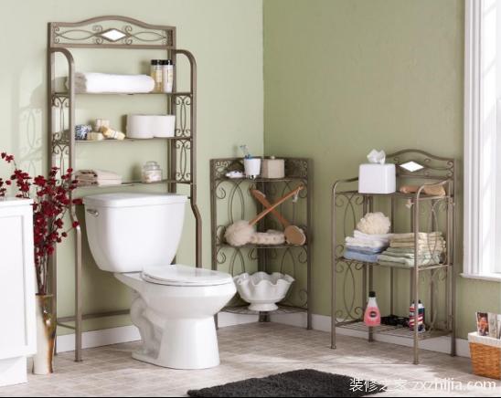 卫浴间储物架