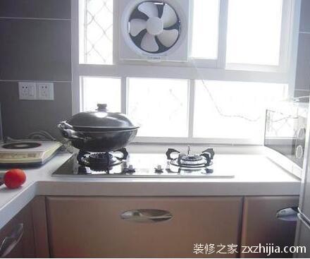 厨房排风扇选购和安装注意事项