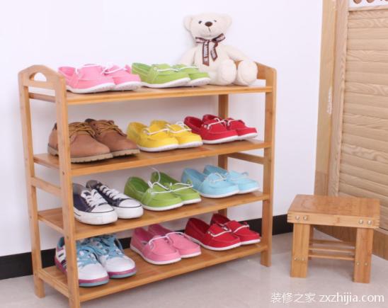 如何自制简易鞋架 简易鞋架制作步骤