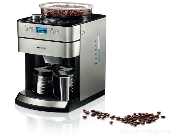 如何使用咖啡机