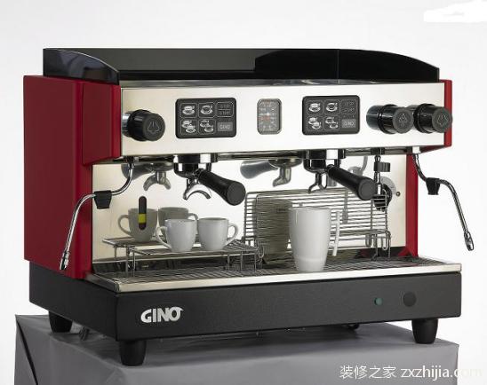 咖啡机使用方法
