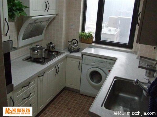 经历过厨房装修6次才装出这么好的厨房!