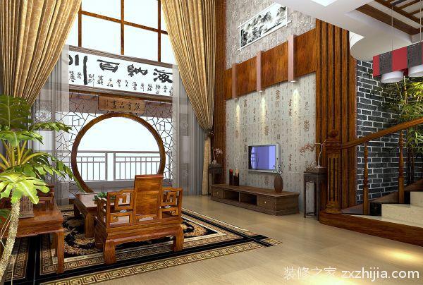 木雕别墅设计图
