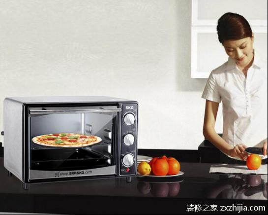电烤箱使用方法