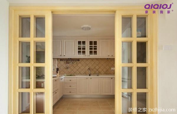 5个厨房门装修禁忌 你没中招吧?