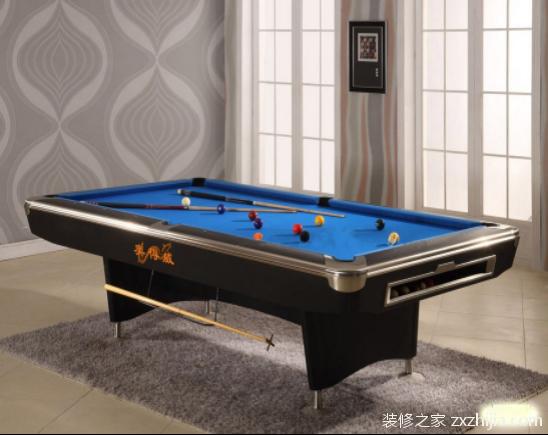 台球桌尺寸