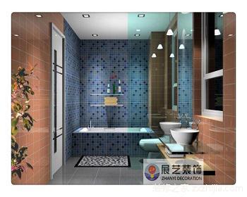 展艺装饰 厨房卫生间防水施工工艺