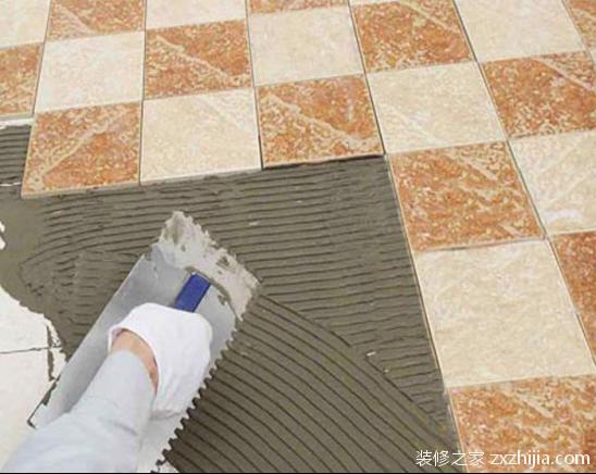 瓷砖铺贴注意事项