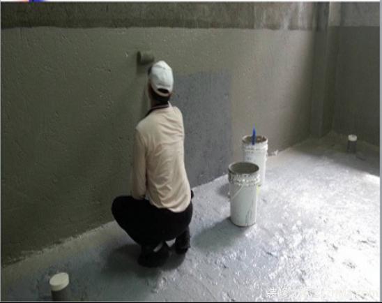 墙面防水处理