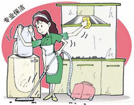 新房开荒保洁流程