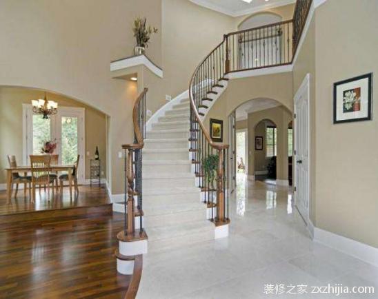 家用楼梯材质