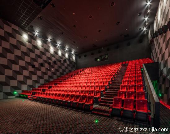 电影院装修