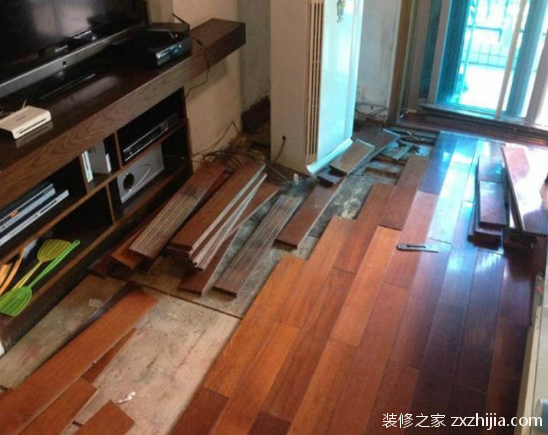 二手木地板