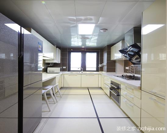 110平米三室两厅装修效果图