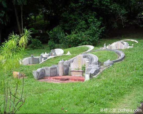 墓地风水学