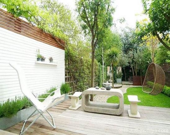 庭院设计风水禁忌