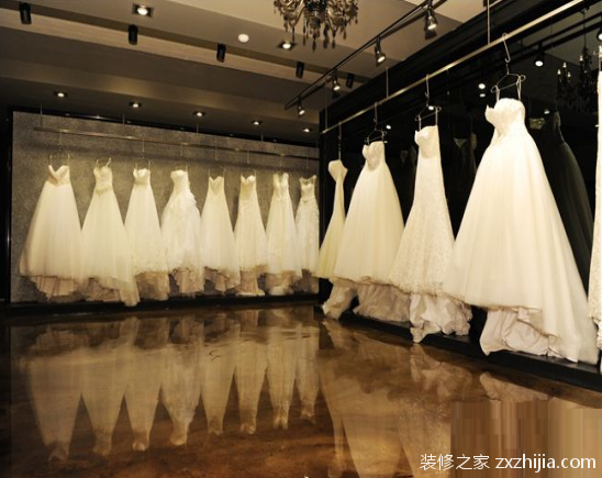 婚纱店设计方案说明