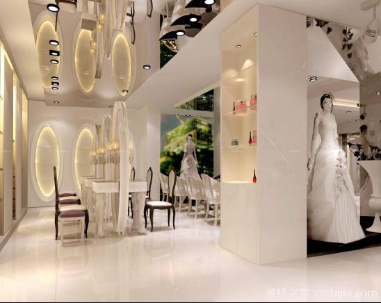 婚纱店装修流程1,确定装修时间段:一年四季中,常见的装修高峰期