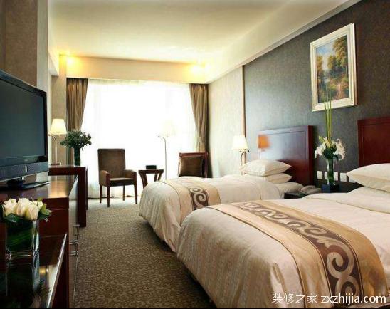 商务酒店色彩