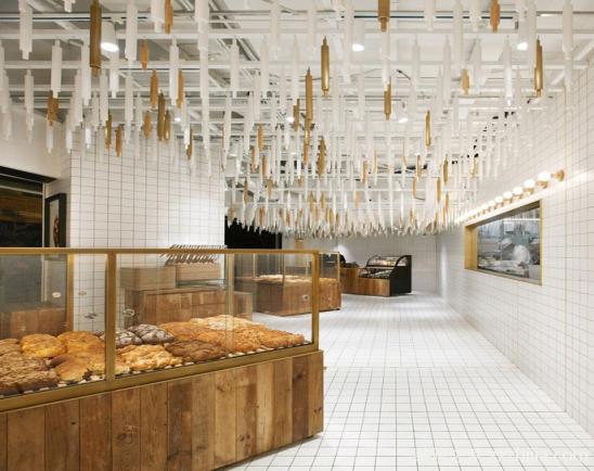 面包店装修案例