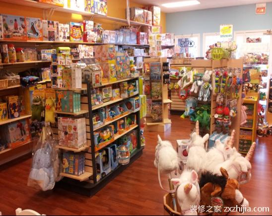 玩具店选址