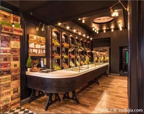 水果店装修设计案例