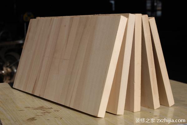 关于装修板材的分类与品种