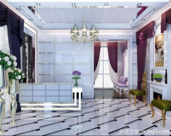 如何装修窗帘店效果好 窗帘店装修效果图