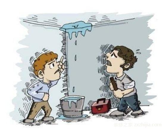 厨房漏水原因