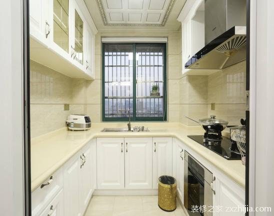 厨房装修防水