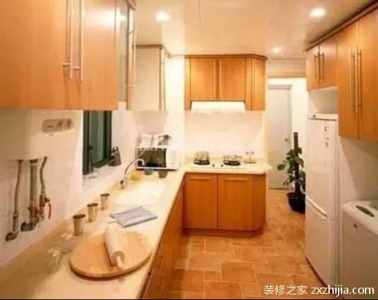 厨房装修防水工程